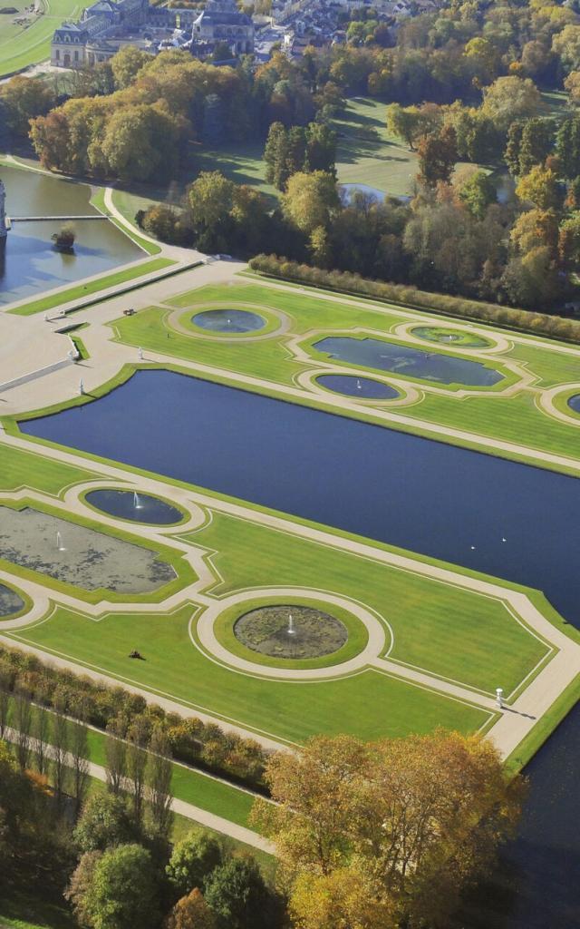 Northern France _ Chantilly _ Chateau and garden ©CRTC Hauts-de-France - Jean-Louis Aubert